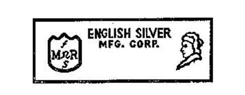english silver mfg corp trademark of english silver manufacturing corp serial number. Black Bedroom Furniture Sets. Home Design Ideas