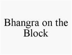 BHANGRA ON THE BLOCK