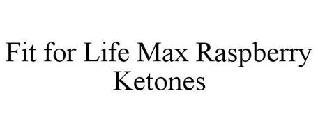 FIT FOR LIFE MAX RASPBERRY KETONES