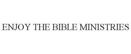 ENJOY THE BIBLE MINISTRIES