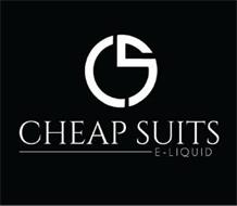 CS CHEAP SUITS E-LIQUID