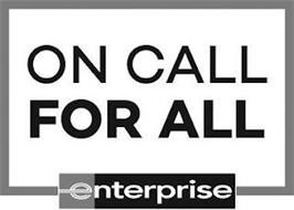 ON CALL FOR ALL ENTERPRISE