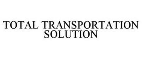 TOTAL TRANSPORTATION SOLUTION