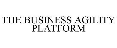 THE BUSINESS AGILITY PLATFORM