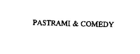 PASTRAMI & COMEDY