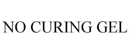 NO CURING GEL