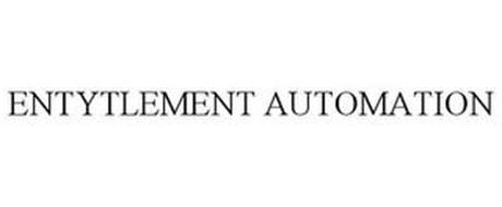 ENTYTLEMENT AUTOMATION
