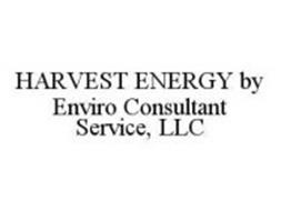 HARVEST ENERGY BY ENVIRO CONSULTANT SERVICE, LLC