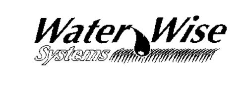 WATER WISE SYSTEMS