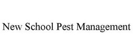 NEW SCHOOL PEST MANAGEMENT