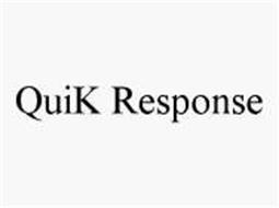 QUIK RESPONSE
