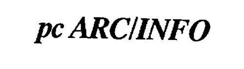 PC ARC/INFO
