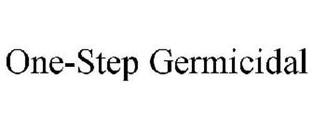 ONE-STEP GERMICIDAL