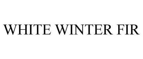 WHITE WINTER FIR