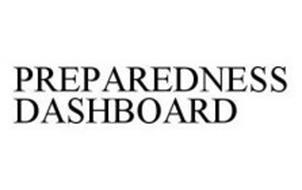 PREPAREDNESS DASHBOARD