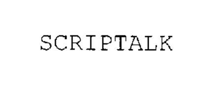 SCRIPTALK