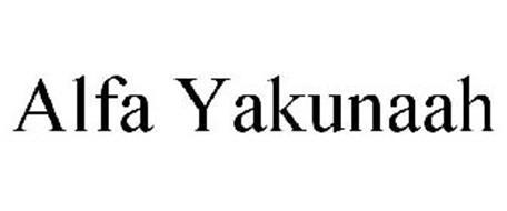 ALFA YAKUNAAH