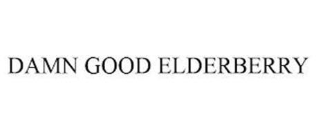 DAMN GOOD ELDERBERRY