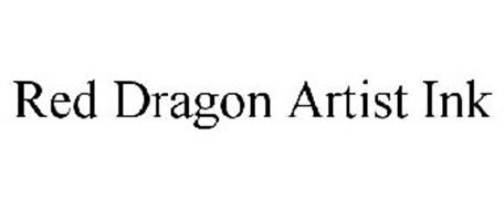 RED DRAGON ARTIST INK
