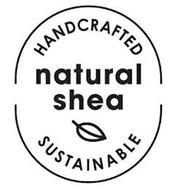 NATURAL SHEA HANDCRAFTED SUSTAINABLE