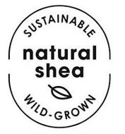 NATURAL SHEA SUSTAINABLE WILD-GROWN