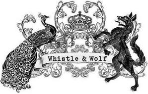 WHISTLE & WOLF