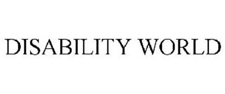 DISABILITY WORLD