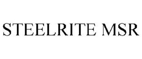 STEELRITE MSR