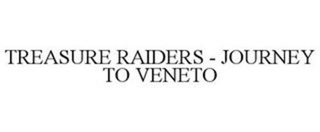 TREASURE RAIDERS - JOURNEY TO VENETO