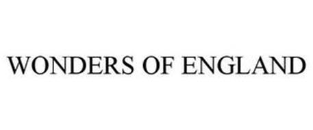 WONDERS OF ENGLAND