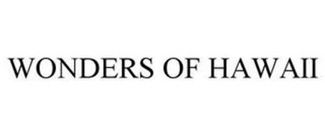 WONDERS OF HAWAII