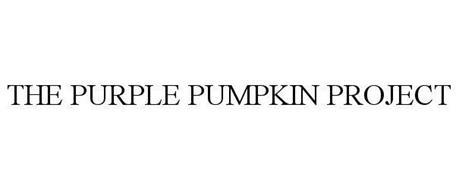 THE PURPLE PUMPKIN PROJECT