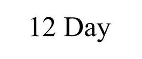 12 DAY