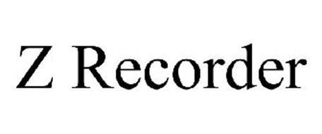 Z RECORDER