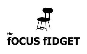F F THE FOCUS FIDGET