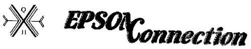Q H EPSON CONNECTION