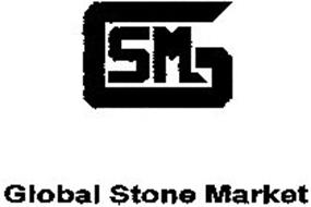 GSM GLOBAL STONE MARKET
