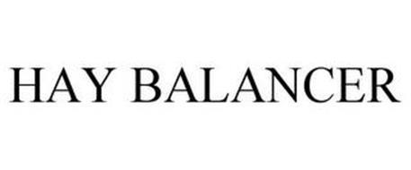 HAY BALANCER