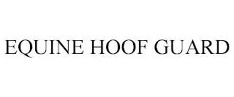 EQUINE HOOF GUARD