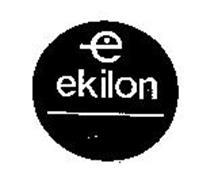 E EKILON