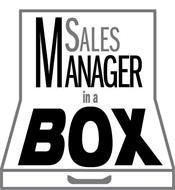 SALES MANAGER IN A BOX
