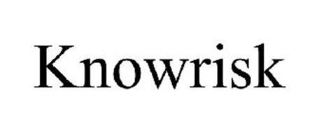 KNOWRISK