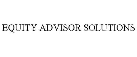 EQUITY ADVISOR SOLUTIONS