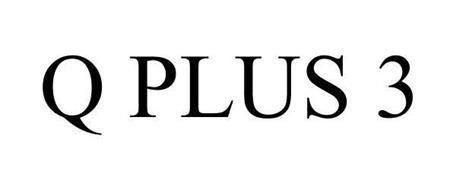 Q PLUS 3
