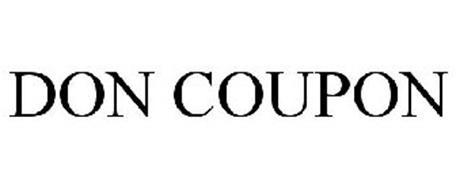 DON COUPON