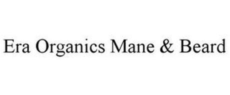 ERA ORGANICS BEARD & MANE