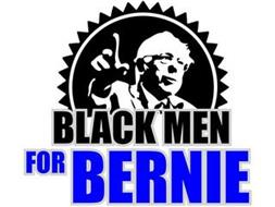BLACK MEN FOR BERNIE