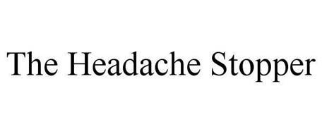 THE HEADACHE STOPPER
