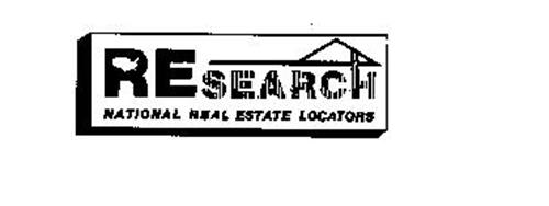 RESEARCH NATIONAL REAL ESTATE LOCATORS