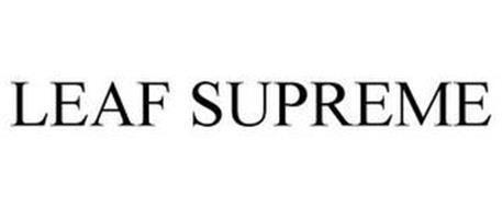 LEAF SUPREME